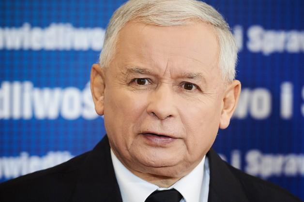 Kaczyński: wybory zostały sfałszowane