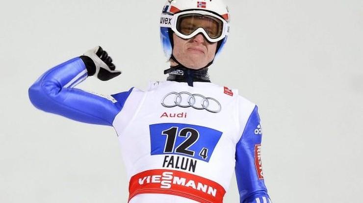 Trener norweskich skoczków: Sukces z Falun nie do powtórzenia