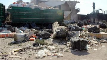 Intensywne bombardowania Aleppo po ogłoszeniu ofensywy syryjskich sił rządowych