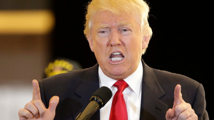 Trump: Hillary Clinton musi trafić do więziennej celi