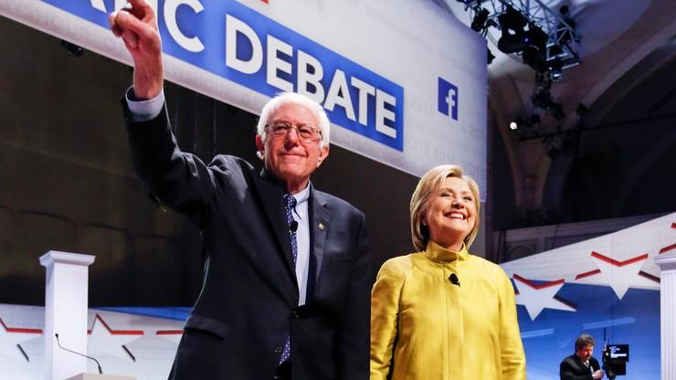 USA: Obama nie poparł ani Clinton, ani Sandersa