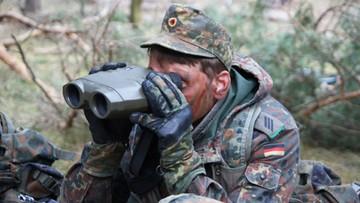 """28-04-2016 21:14 Niemcy gotowe do wysłania wojska na Litwę - """"Der Spiegel"""""""