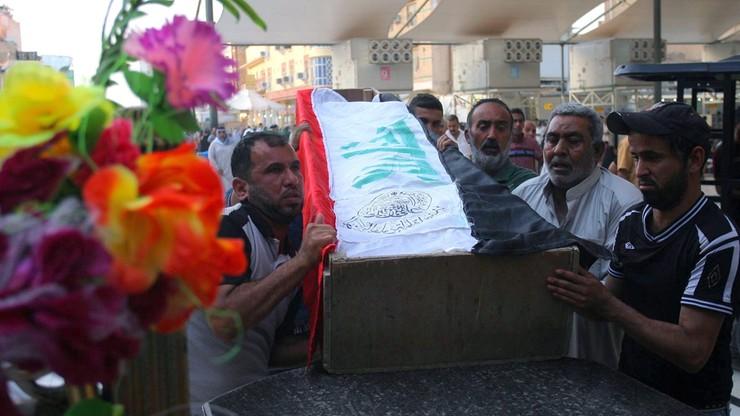 Strzelanina w kawiarni w irackim Balad. 12 osób zabitych 25 rannych