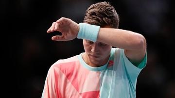 2016-11-10 ATP World Tour Finals: Berdych rezygnuje ze startu