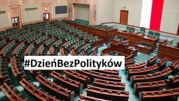 Media protestują przeciwko blokowaniu dostępu do Sejmu