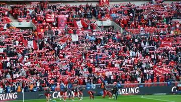 06-02-2016 08:54 Protest fanów Liverpoolu przeciw podwyżce cen biletów