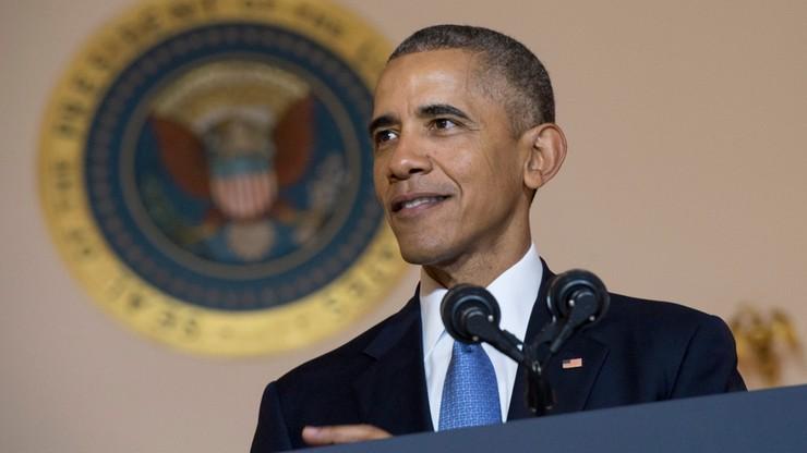 Obama krytykuje agresywną postawę Rosji w regionie Bałtyku
