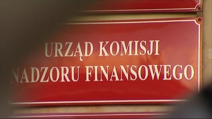 Za późno wypłacali odszkodowania. KNF nałożyła kary na dwa towarzystwa ubezpieczeniowe
