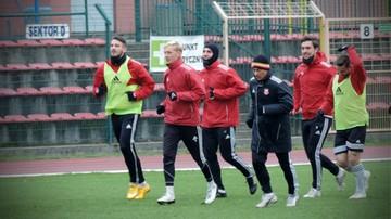 2016-11-10 1 liga: Debiut Hermesa w roli pierwszego trenera Chojniczanki
