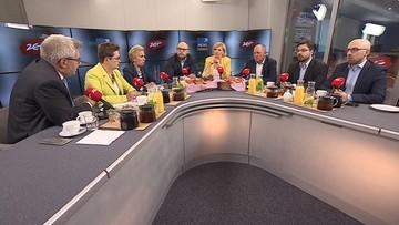 PiS mówi, że umiędzynarodowi sprawę reparacji od Niemiec. Opozycja odpowiada: od tego jest dyplomacja