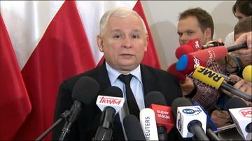 10-01-2017 16:35 Kaczyński: nie doszło do finalnego porozumienia