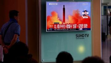 18-10-2016 05:15 Rada Bezpieczeństwa ONZ potępiła próbę rakietową Korei Płn.