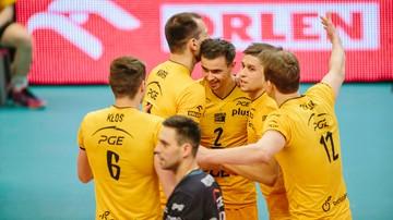 2017-01-19 ACH Volley Ljubljana - PGE Skra Bełchatów: Transmisja w Polsacie Sport