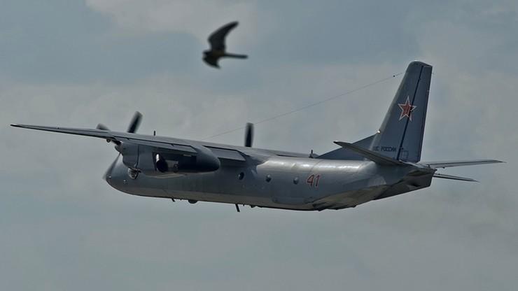 Rosyjski samolot wojskowy naruszył przestrzeń powietrzną Estonii