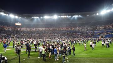 2017-04-19 Liga Europy: UEFA ukarała Olympique Lyon i Besiktas Stambuł