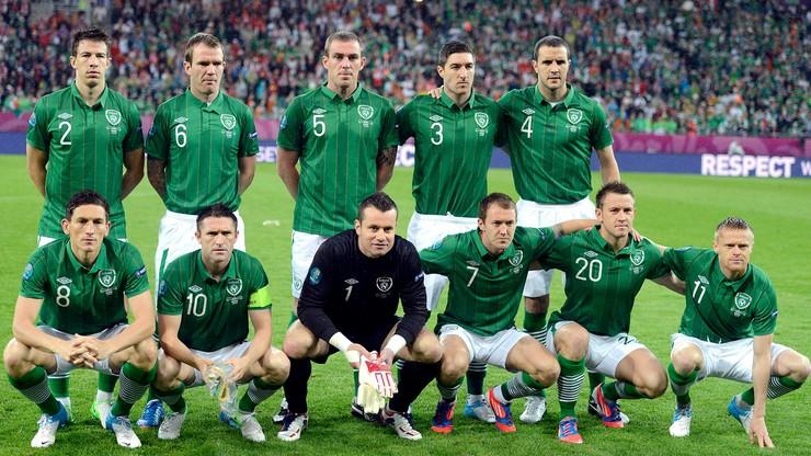 Irlandzcy piłkarze mają pójść śladem rugbistów
