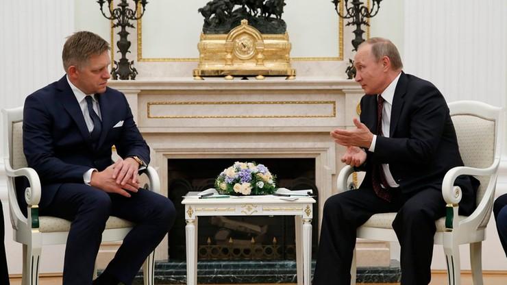 """""""Sueddeutdche Zeitung"""": Słowacja chce zniesienia sankcji wobec Rosji"""