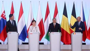 19-06-2017 15:49 Szydło: przyszłość Europy musi być oparta o reformy i jedność UE