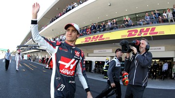 2016-11-11 Formuła 1: Gutierrez odchodzi z teamu Haas