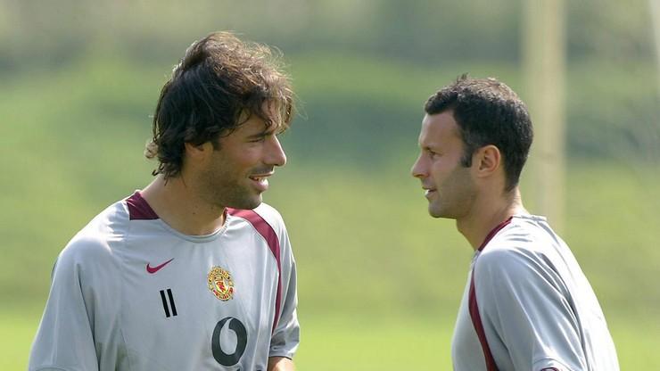 Van Nistelrooy kosztowałby dzisiaj miliard, Giggs dwa miliardy