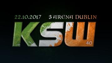 2017-07-28 Przełomowa zmiana w KSW potwierdzona! Po raz pierwszy w Dublinie