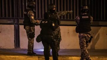 """28-06-2017 05:26 Helikopter ostrzelał budynek Sądu Najwyższego w Wenezueli. """"To zamach stanu"""""""