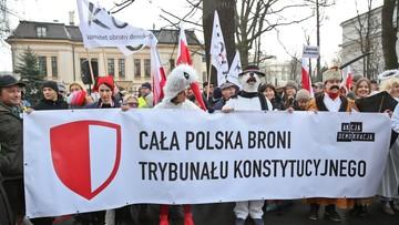 08-03-2016 12:27 KOD przed Trybunałem Konstytucyjnym: pokażmy, że zależy nam na Polsce