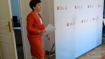 29-06-2017 16:49 Prezydent Warszawy ukarana łącznie 6 tys. zł grzywny za niestawienie się przed komisją weryfikacyjną