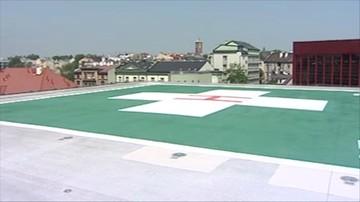 28-10-2016 12:43 Szpitalne oddziały ratunkowe bez obowiązkowych lądowisk? Resort chce uchylić przepisy
