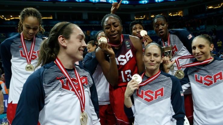 Amerykanki mistrzyniami świata po raz 9.