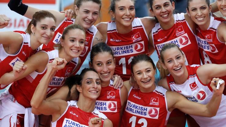 ME siatkarek: Azerbejdżan – Turcja. Transmisja w Polsacie Sport