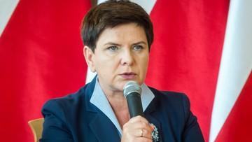 Premier Szydło laureatką Nagrody Człowieka Roku Forum Ekonomicznego w Krynicy