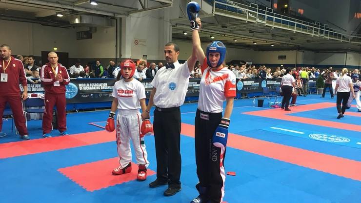 MŚ w kickboxingu: Jarzmik znów zdobyła dwa złote medale