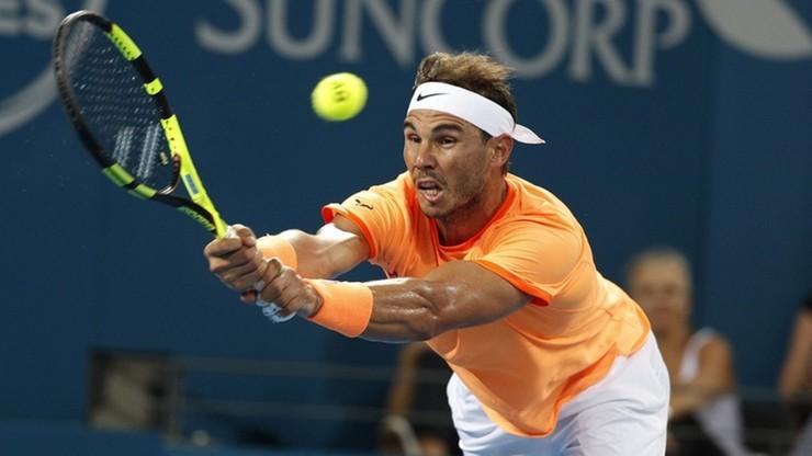 ATP w Paryżu: Nadal wycofał się z turnieju!