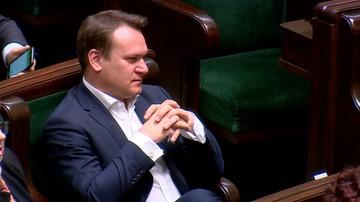 27-09-2017 21:10 Komisja za uchyleniem immunitetu Dominikowi Tarczyńskiemu z PiS