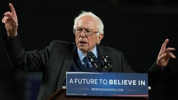 Prezydencki wyścig w USA: Alaska i Waszyngton dla Sandersa