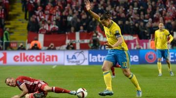 2015-11-14 Baraże Euro 2016: Skandynawska wojna na Friends Arena dla Szwecji!