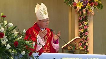 Biskup Wysocki: prezydent Duda to dar od Boga