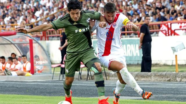 Legia Warszawa-Zrinjski Mostar 1:1 w kwalifikacjach do Ligi Mistrzów