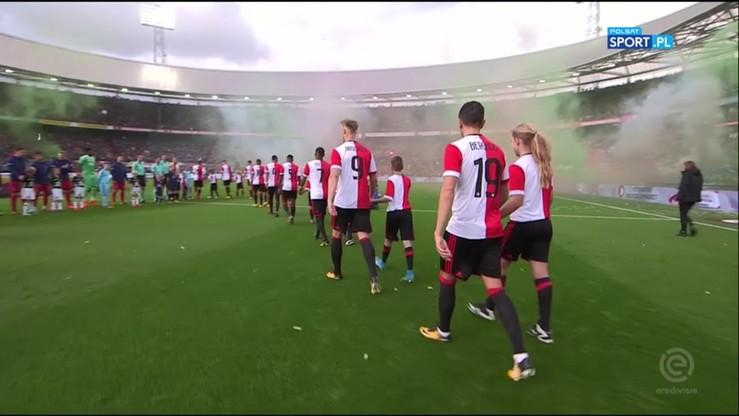 Feyenoord - Ajax 1:4. Skrót meczu