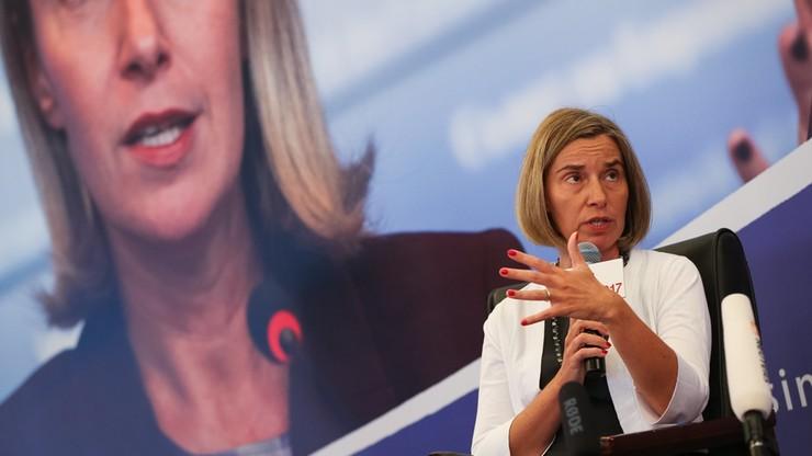 Federica Mogherini: Wielka Brytania więcej straci na Brexicie niż UE