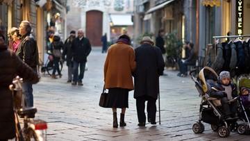 """19-11-2016 06:48 """"Na trzęsienie ziemi""""- plaga oszustw na seniorach we Włoszech"""