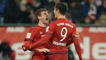 17-02-2016 12:41 Lewandowski jednak zostanie w Bayernie? Niemieckie media piszą o rekordowej podwyżce