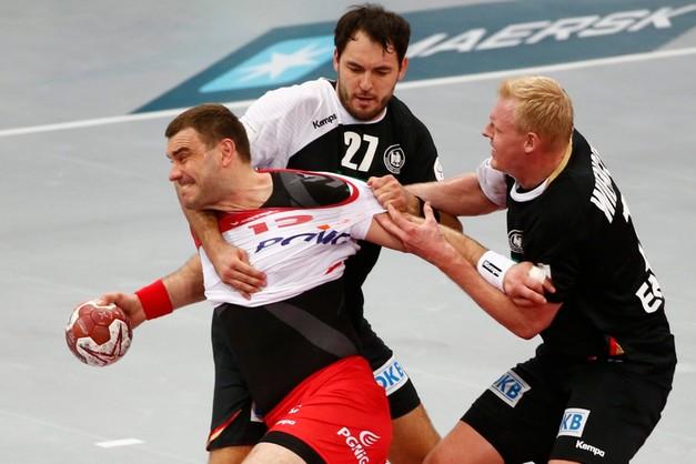 MŚ piłkarzy ręcznych: Polska - Niemcy 26:29