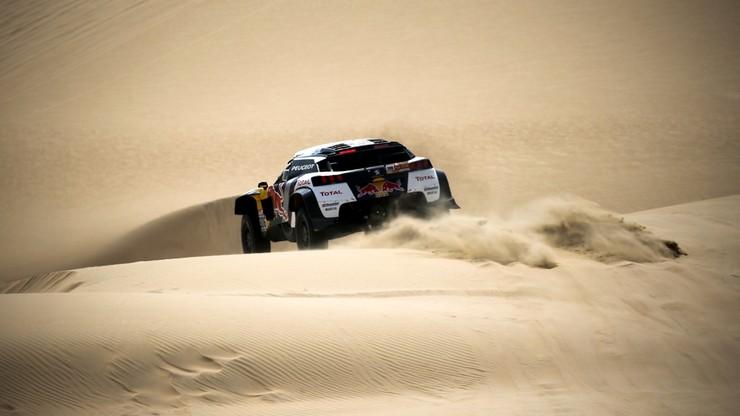 Rajd Dakar: Loeb przedwcześnie zakończył jazdę