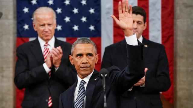 Obama w swoim ostatnim orędziu apeluje o naprawę amerykańskiej polityki