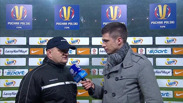 2015-12-16 Bartoszek: Dobrze przygotowaliśmy się do tego meczu