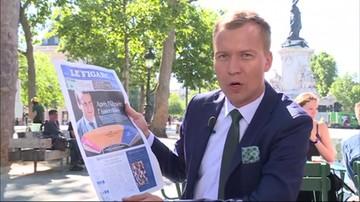 Komentarze francuskiej prasy po wyborach parlamentarnych