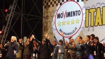 10-02-2016 06:02 Włochy: w Ruchu Pięciu Gwiazd żarty się skończyły. Wysokie kary za kalanie własnego gniazda