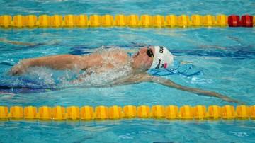 2015-12-02 ME w pływaniu: Złoty medal Kawęckiego